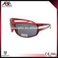 Design novo de alta qualidade Custom Plastic Sport Sunglasses
