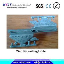 Zinc Die Casting Trade Mark