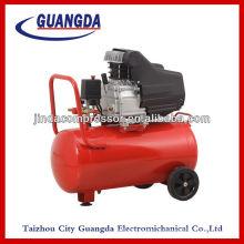 Compressor de ar direto conduzido 5HP 8BAR 50L