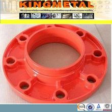 UL FM Certificate JIS Ks Fire Fighting Grooved Flange Adaptor