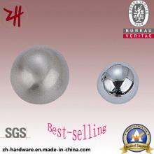 Aluminio y perilla de muebles de cocina de zinc con calidad superior (ZH-K048)