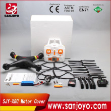 Original Syma Motor Cover parts for Syma X8C RC quadcopter spare parts For X8C RC Quadcopter Drone UFO