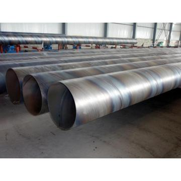 3PE COATING SSAW Steel Pipe for gas and oil
