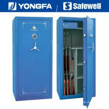 Cofre forte à prova de fogo da arma da altura do modelo B 1500mm da série de Safewell G para o clube de tiro