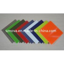 G10 многоцветный лист для карманных ручек ножей