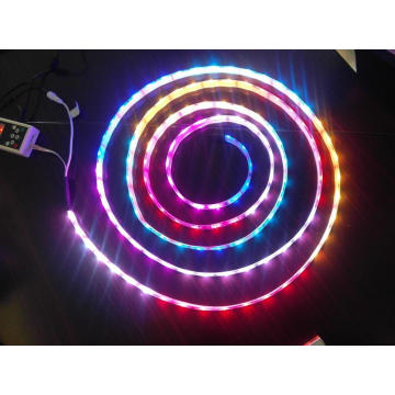 Tira led flexível RGB RGBW