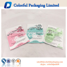 Sleeping mask /Aluminum foil cosmetic packaging bag/cosmetic packaging bag for facial mask