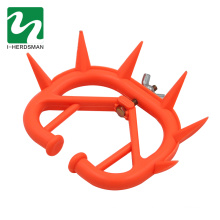 Plastic Cattle Weaner Cow Wean Device Calf Weaning Nose Rings  Cattle Weaners