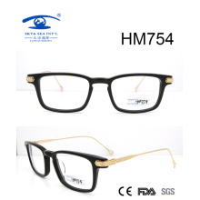 Cadre optique d'acétate de style nouvelle conception (HM754)