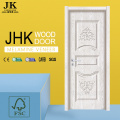 JHK-Arched Wooden Melamine Interior Doors Sale Interior