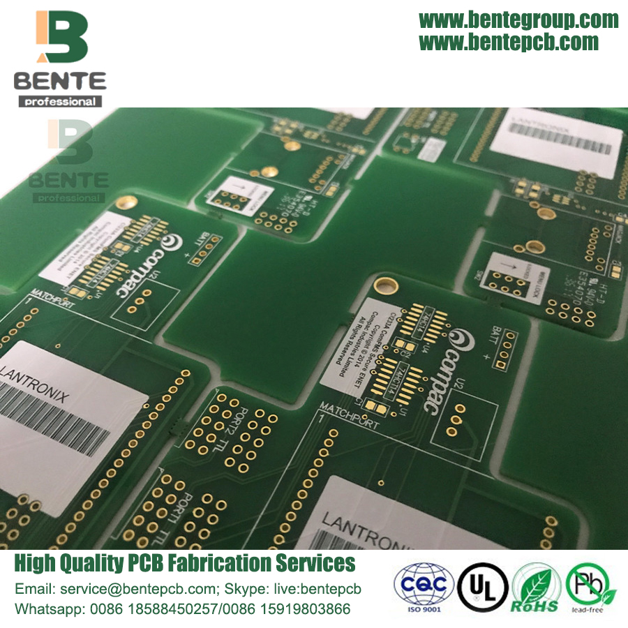 4 Layers ENIG Multilayer PCB Factory From Shenzhen