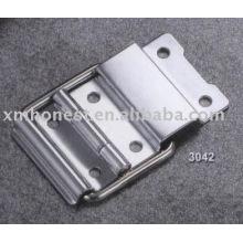 Metal suitcase hinge
