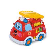 En71 inteligencia de aprobación de juguete eléctrico de automóviles con pilas (h0895061)