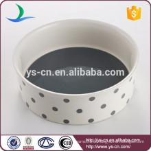Keramik Handpaint feine Haustier Produkte Haustier Schüssel Feeder