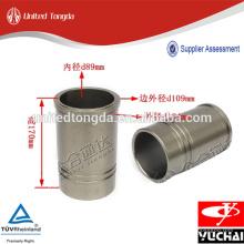 Forro del cilindro Geniune Yuchai para F6000-1002106A