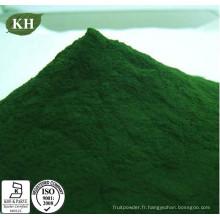 Supplément alimentaire 100% Pure protéine de poudre de spiruline organique 55% -70% pour augmenter l'énergie