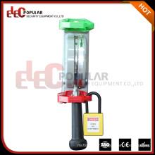 Elecpopular New China Produits à vendre Déconnexion Verrouillage de liaison Vert Rouge Commutateur de cabine électrique Verrouillage de sécurité