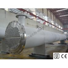2205 Shell Tube Heat Exchanger for Ethylene Glycol Industry