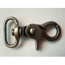 promotional custom metal snap hook do leash snap hook