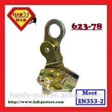 623-78 безопасности аксессуар ПОКРЫННЫЙ цинк канатный грейфер