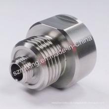 CNC-Bearbeitungsteil für industriellen Metallkopf