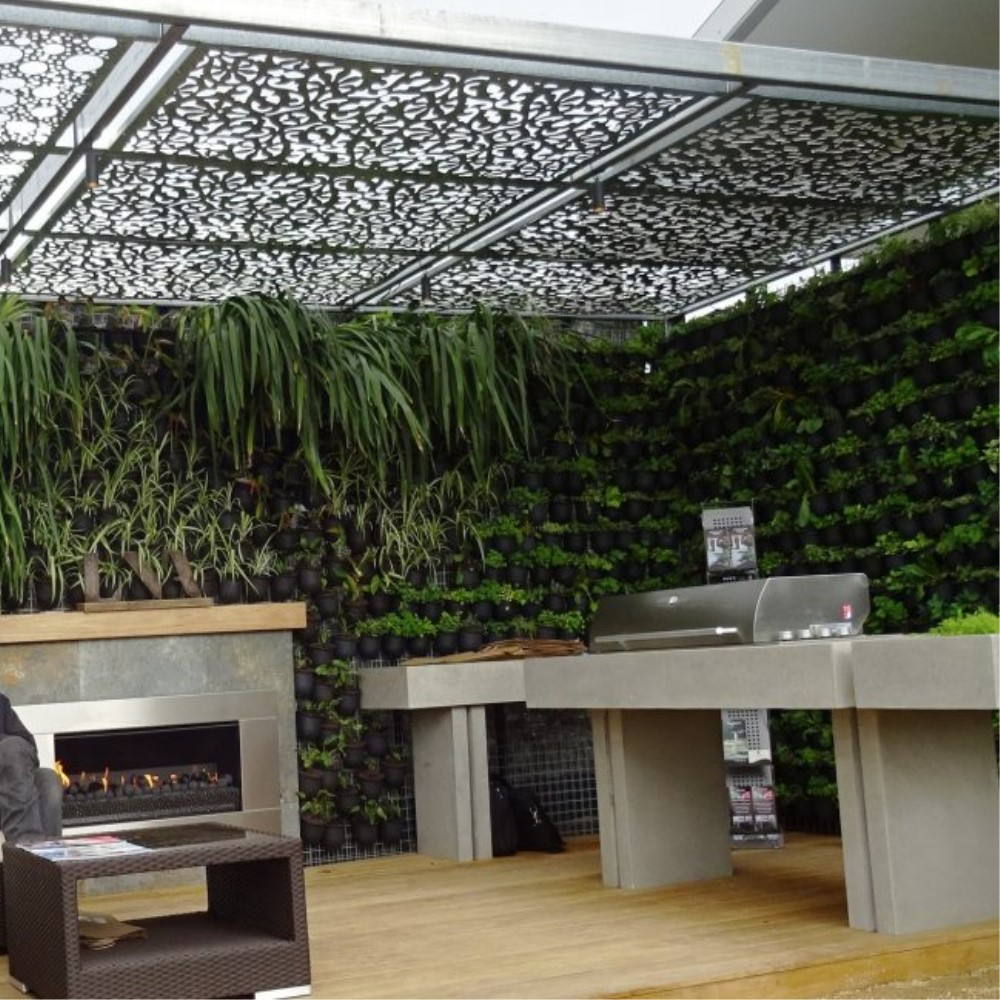 Laser cut outdoor decorative screens china manufacturer for Outdoor decorative screens