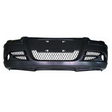 OEM custom auto front bumper parts injection molding car body parts for car front bumper cover