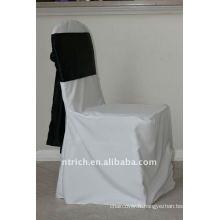 Couverture de chaise de banquet standard, housse de fauteuil élégant CT230