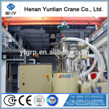 High Quality Mini Electric Overhead Travelling Crane 10t