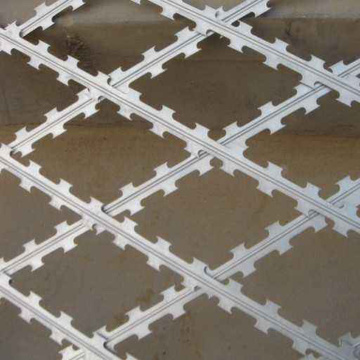Palisade Welded Ripper Razor Mesh Fence
