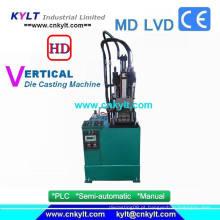 Kylt PLC Máquina de Injeção Zamak Zinco Vertical Semi-Auto