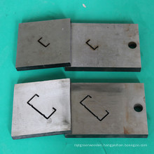 Ceiling aluminum tile forming machine