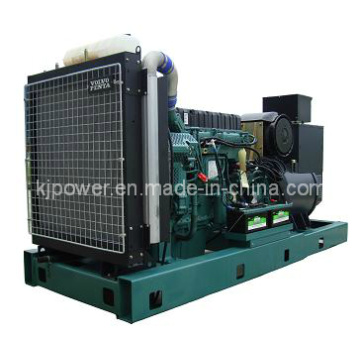 500kVA Diesel Genset Powered by Volvo Engine (TAD1641GE)