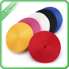 Wholesale High Quality Customized Rainbow Printed Polyester Satin Ribbon