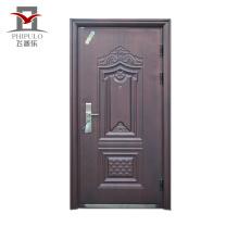 China fabricante de buena calidad de hierro puertas de entrada principal parrilla