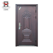 China manufacturer good quality iron main entrance doors grill