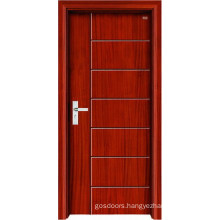 New Design and High Quality Interior Wooden Door (LTS-107)