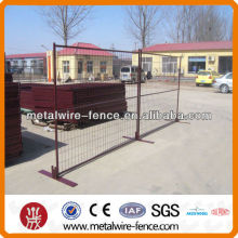 PVC Coated Temporary Safety Fence
