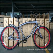 "2020 USA Popular Comfortable 26"" Adult Mens Nexus 3 Speed Beach Cruiser Bike"