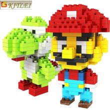 Детские Игрушки Интеллектуальные Детские Строительные Блоки Игрушки