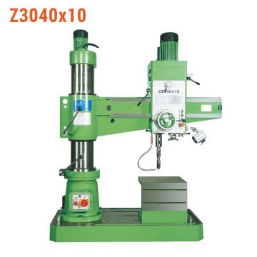 Z3040x10 vertical metal radial drilling machine