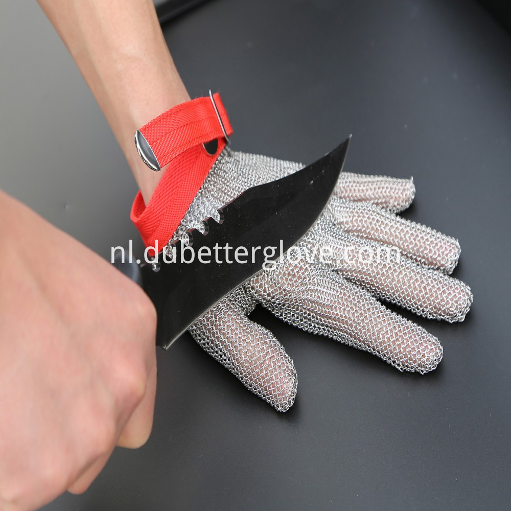 zhonghe steel mesh gloves