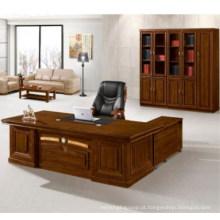 Escritório mobiliário moderno escritório mesa secretária escritório mesa de madeira mesa de escritório preço