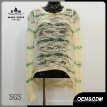 Suéter de primavera de la venta caliente de las mujeres