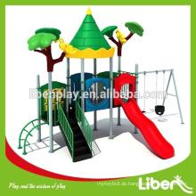 Green Covered Natur Spielplatz Schaukeln Für Kinder