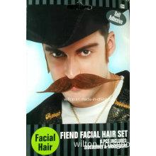Plush Fiend Facial Hair Set (BA012)