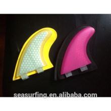 aletas de surf de aspecto minúsculo G5 panal minúscula con tapa ~~!