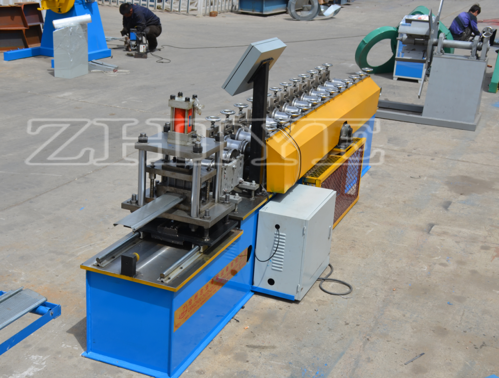 Roller Shutter Door Cold Making Machinery