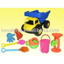 907061188-sand praia caminhão balde de areia brinquedo