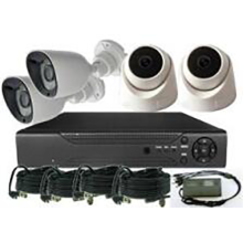 CCTV-Sicherheit 4ch 4.0MP HD DVR Kit